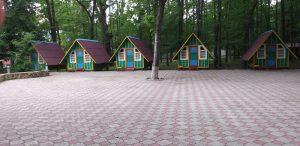 """Au fost vizitate taberele – """"La popas"""" din Molovata-Nouă, r-ul Dubăsari , """"Zâmbetul"""", """"Floricica"""", """"Luceafărul"""" din Vadul lui Vodă."""