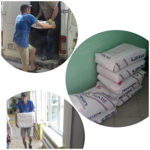 Continuă livrările de produse necesare pentru activitatea instituțiilor de învățământ