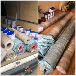 Produse sanitaro-igienice și materiale de construcție pentru instituțiile de învățământ din sectorul Ciocana