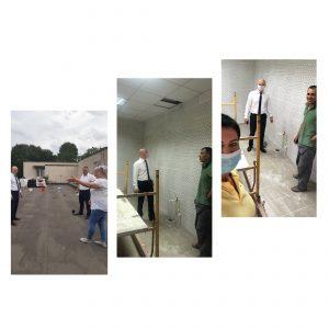 Realizarea lucrărilor de reparație capitală a edificiilor educaționale din subordinea Direcției