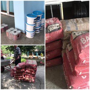 Operatorii Economici continuă livrarea produselor sanitaro-igienice, materialelor de construcție, rechizitelor de birou în cele 25 instituții de învățământ din sector…